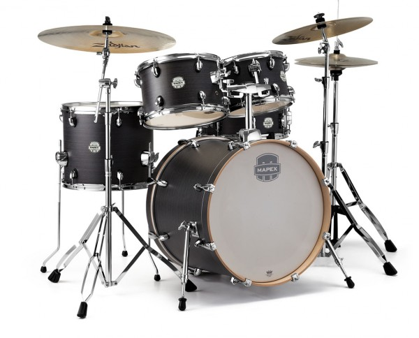 Mapex Storm 5-Piece Fusion Drum Set, 20""