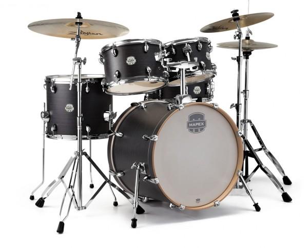 """Mapex Storm 5-Piece Fusion Drum Set, 20"""""""