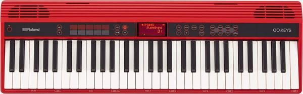 Roland GO:KEYS, 61-Tasten, red