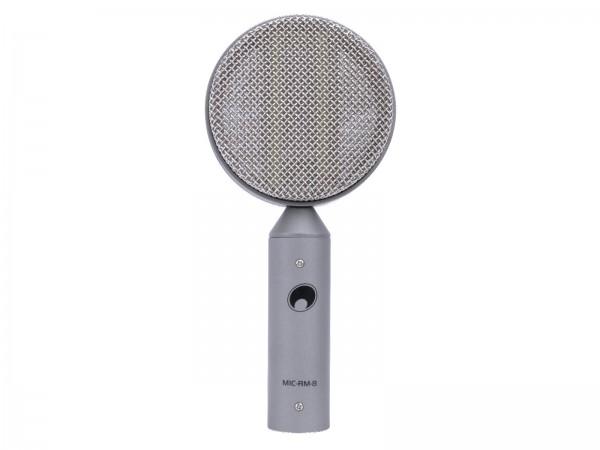 OMNITRONIC MIC RM-8 Bändchenmikrofon 'Lolly'