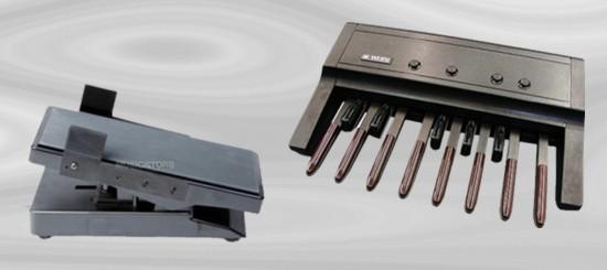 Wersi Fuss-Schweller für Keyboard OAX1
