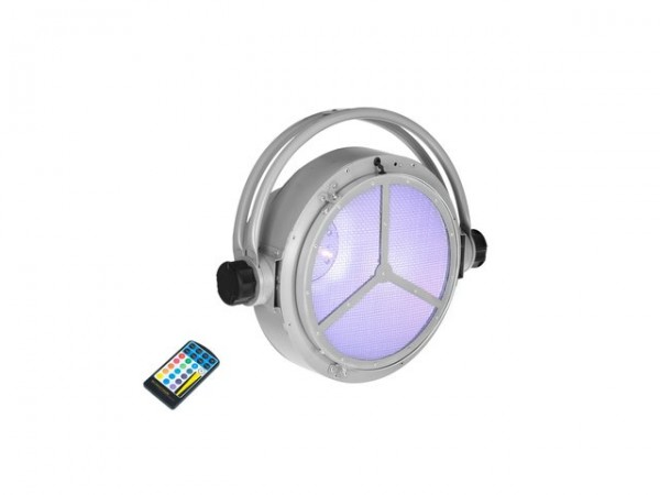 EUROLITE LED ML-56 COB UV 80W Floor bk