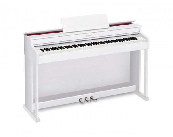 Casio Celviano AP-470 E-Piano, WEISS !
