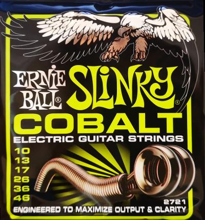 ERNIE BALL 2721 SATZ E-GIT 010-046