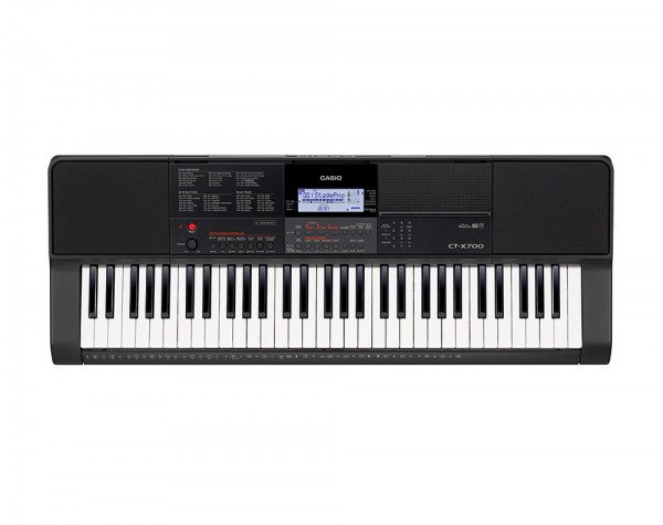 Casio CT-X700 AiX Keyboard