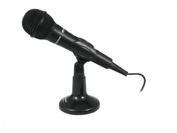OMNITRONIC M-22 USB Dynamisches Mikrofon