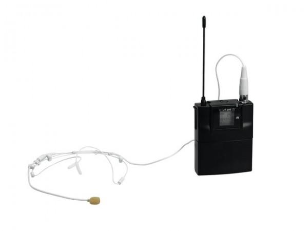 RELACART UT-200 Bodypack mit HM-800S Headset