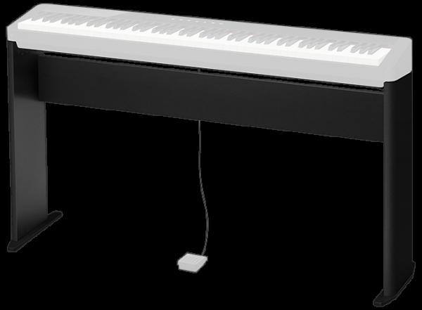 Casio Holz-Unterteil CS-68