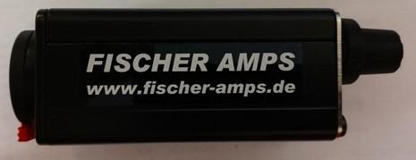 Fischer Amps Mini Bodypack mit Volume-Regler