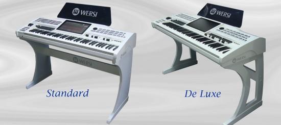 Wersi Untergestell Standard für OAX1 Keyboard
