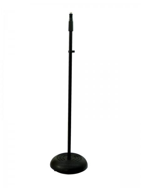 OMNITRONIC Mikrofonstativ 85-157cm sw