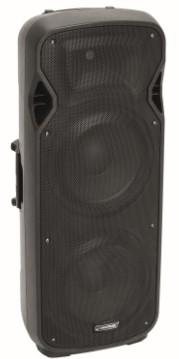Omnitronic VFM-2215AP 2-Wege Lautsprecher, aktiv