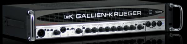 Gallien Krueger RB Series 1001RB V2, Vorführgerät