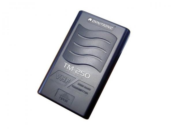 OMNITRONIC TM-250 G?Ã?¼rtelsender VHF211.700