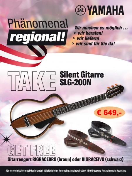 Yamaha SLG200N NA Silentgitarre