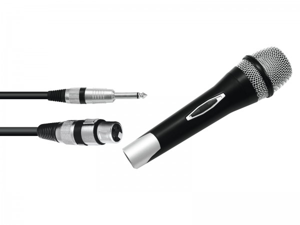 OMNITRONIC Partymic-1 Dynamisches Mikrofon