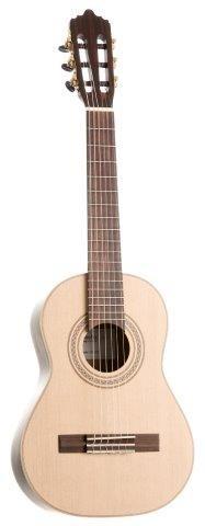 LA Mancha Konzertgitarre Rubi S/53, 1/2 Größe