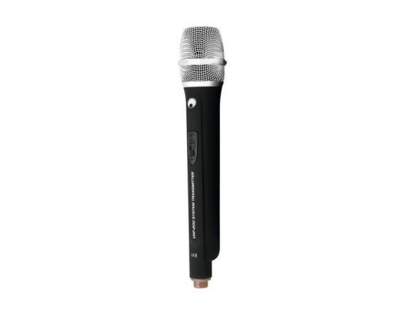 OMNITRONIC Mikrofon UHF-200 (824.925 MHz)
