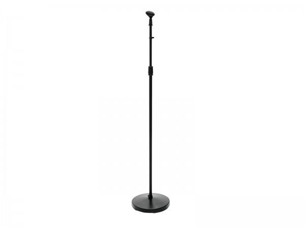 OMNITRONIC Mikrofonstativ 100-170cm sw