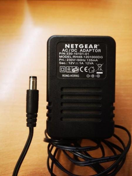 Netgear Netzteil 12V DC, 1000mA