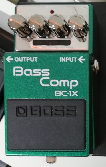 Boss BC-1X Bass Kompressor