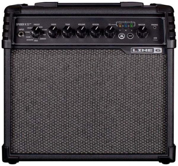 Line 6 Gitarren Combo Spider V20 MKII