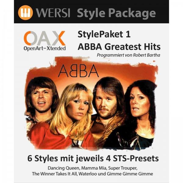 OAX Style Paket ABBA
