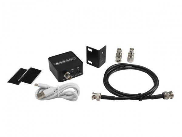 OMNITRONIC AAB-10 Antennenverstärker, aktiv, batteriebetrieben