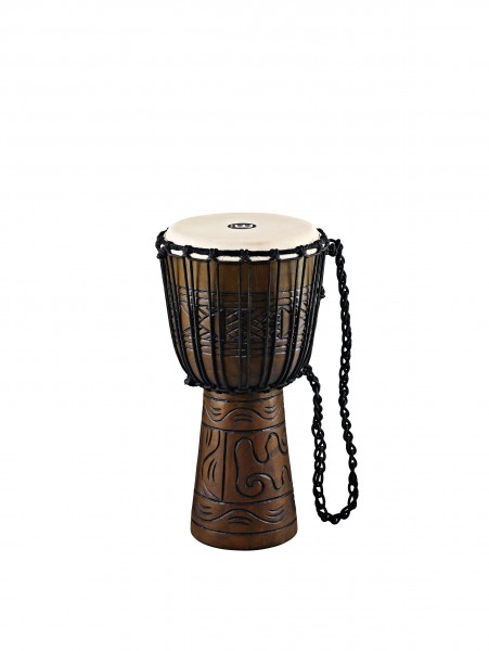 Rope Tuned Headliner® Series Wood Djembe - Artifact Series HDJ17-M