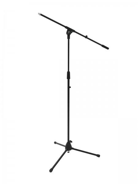 OMNITRONIC Mikrofonstativ MS-2 mit Galgen sw