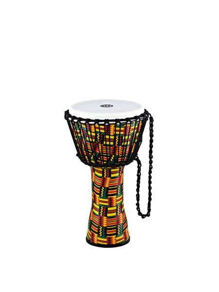 Rope Tuned Travel Series Djembe, Synthetic head (Patented) PADJ5-M-F