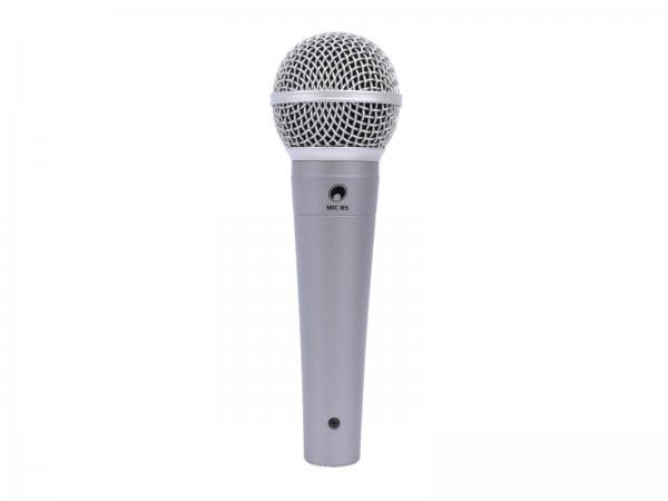 OMNITRONIC MIC 85 Dynamisches Mikrofon