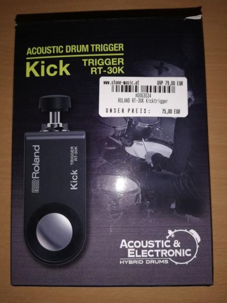 Roland Bassdrum Trigger RT-30K