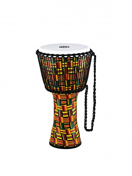 Rope Tuned Travel Series Djembe, Synthetic head (Patented) PADJ5-L-F