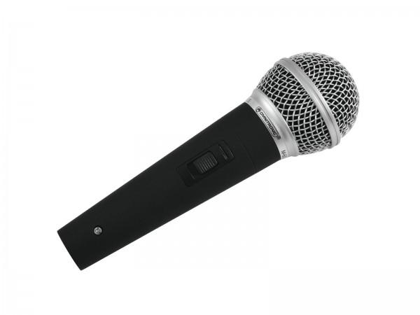 OMNITRONIC M-60 Dynamisches Mikrofon