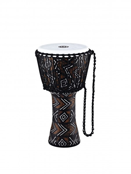 Rope Tuned Travel Series Djembe, Synthetic head (Patented) PADJ6-L-F