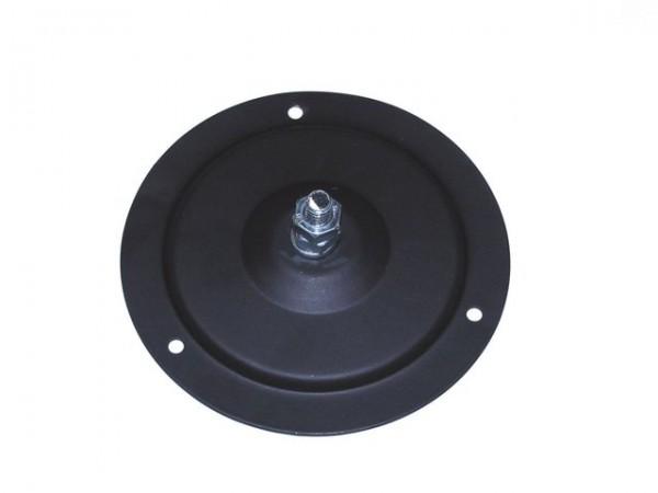 EUROLITE Standplatte für Pinspot, schwarz