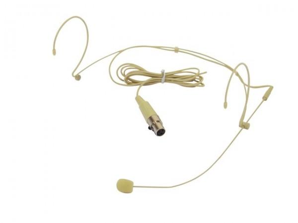 OMNITRONIC HS-1100 XLR Headset-Mikrofon